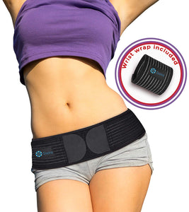 Sacroiliac Si Joint Support Belt