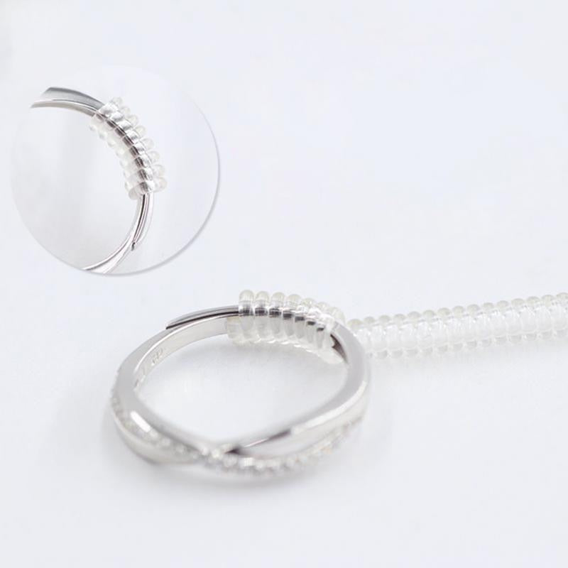 Invisible Ring Size Adjuster For Loose Ring