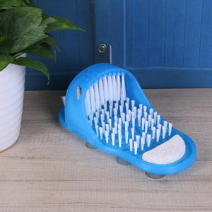 Anti Slip Foot Scrubber Shower Slipper