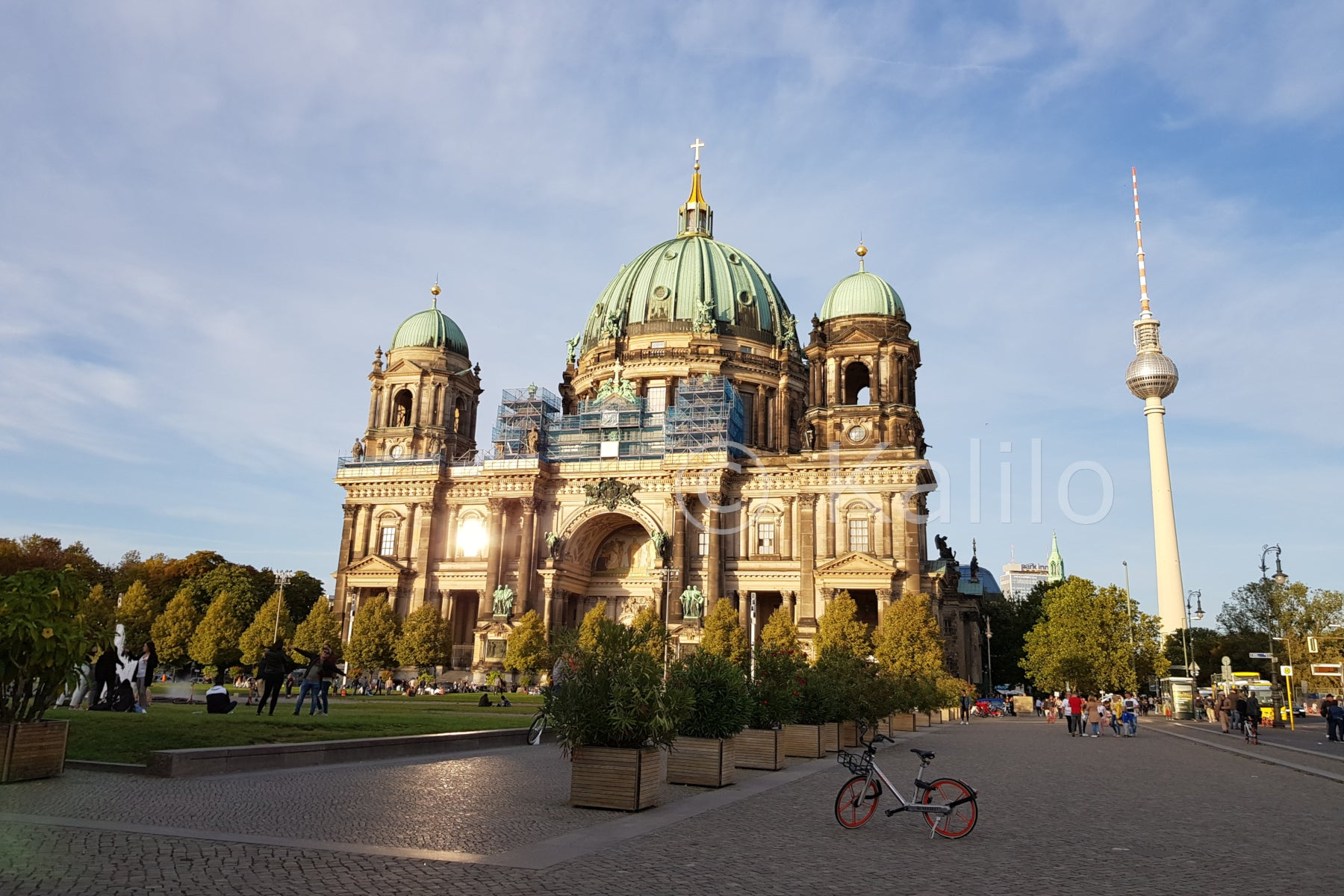 Berlin Cathedral - Berlin, Germany