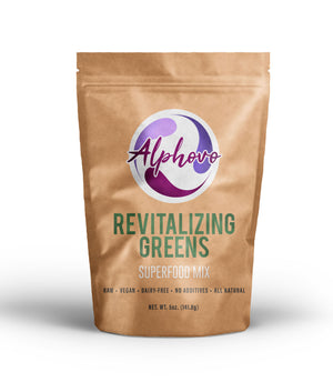 Revitalizing Greens - The Best Hemp Protein Powder
