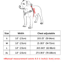 Load image into Gallery viewer, No Pull Dog Harness Adjustable Length Step In