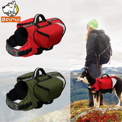 Reflective Backpack Harness