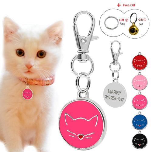 Dog  & Cat ID Tags