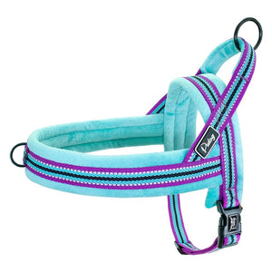 No Pull Reflective Dog Harness Step In