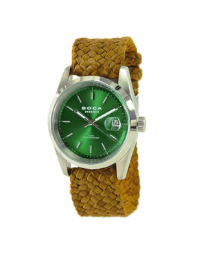 Country Club Green - Camel Wristband - BOCA MMXII - Official website