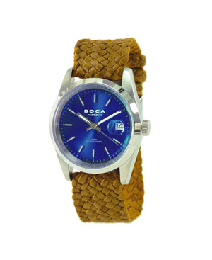 Country Club Blue - Camel Wristband - BOCA MMXII - Official website