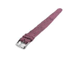 Pink leather watch strap - one piece - - BOCA MMXII - Official website