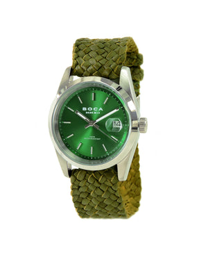 Country Club Green - Olive Wristband - BOCA MMXII - Official website