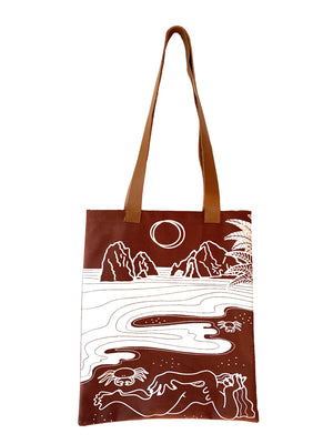 "Tote Bag - ""CABO"" Inspiration"