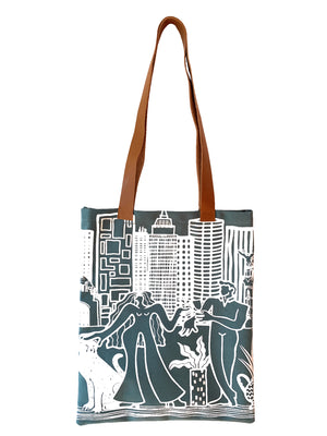 "Tote Bag - ""MEXICO CITY"" Inspiration"