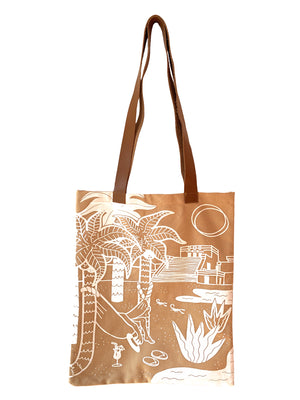 "Tote Bag - ""TULUM"" Inspiration"