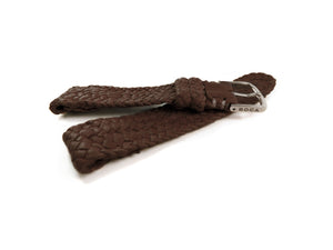 Brown leather watch strap - BOCA MMXII - Official website