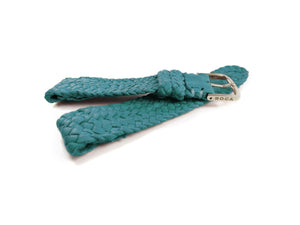 Turquoise leather watch strap - BOCA MMXII - Official website