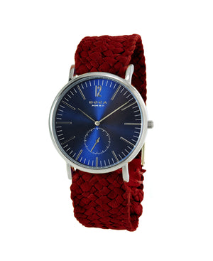 Style Master Blue - Red Wristband - BOCA MMXII - Official website