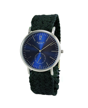 Style Master Blue - Forest Green Wristband - BOCA MMXII - Official website