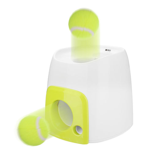 Automatic Dog Tennis Ball Launcher - Ball Throwing Machine Sale Online
