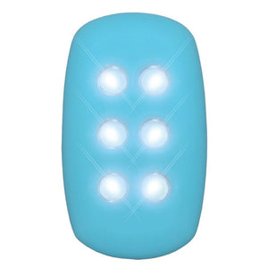 AMZER® Self Powered Safety Jogging Night Light - Blue