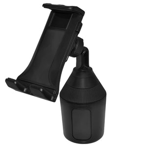 AMZER Universal 1 Inch Cup Holder Mount - Black