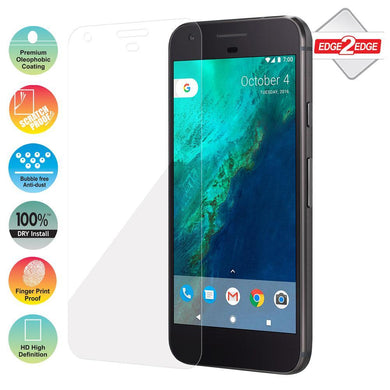 AMZER® Edge2Edge Full Coverage Screen Protector for Google Pixel
