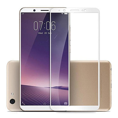 AMZER® Kristal™ Tempered Glass HD Screen Protector - White for Vivo V7