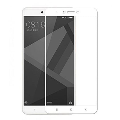 AMZER® Kristal™ Tempered Glass HD Screen Protector - White for Xiaomi Redmi Note 4