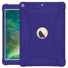 Load image into Gallery viewer, The new 9.7 iPad 2018 Jelly Case Blue