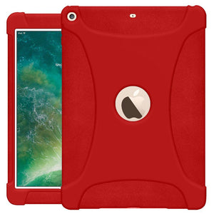 The new 9.7 iPad 2018 Jelly Case Red