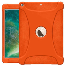 Load image into Gallery viewer, The new 9.7 iPad 2018 Jelly Case Orange