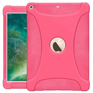 The new 9.7 iPad 2018 Jelly Case Baby Pink