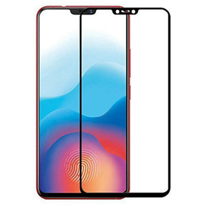 AMZER® Kristal™ Tempered Glass HD Screen Protector - Black for Vivo V9