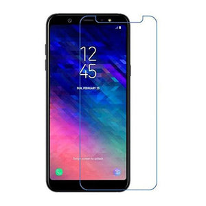 AMZER® Kristal™ Tempered Glass HD Screen Protector - Clear for Samsung Galaxy A6 Plus