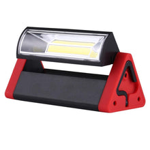 Load image into Gallery viewer, 4W Triangle Shape COB LED Working Lamp With 180 Degree Rotation with Hook & Magnet - Random Color