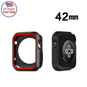 AMZER Candy Skin Cover for Apple Watch 42mm for Apple Watch Series 1,2,3