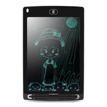 Load image into Gallery viewer, 8.5 inch LCD Writing Tablet Electronic Handwriting Graphics Board Draft Paper With Writing Pen