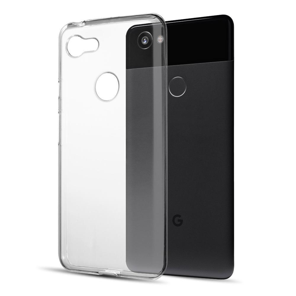AMZER® Protective TPU Case - Crystal Clear for Google Pixel 3