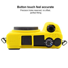 Load image into Gallery viewer, AMZER Soft Silicone Protective Case for Sony ILCE-6500 - Yellow