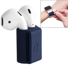Load image into Gallery viewer, AMZER Silicone Protective Anti-lost Storage Bag For Apple AirPods
