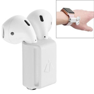 AMZER Silicone Protective Anti-lost Storage Bag For Apple AirPods