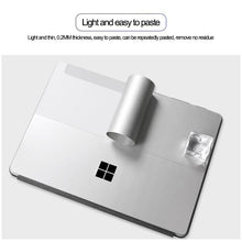 Load image into Gallery viewer, AMZER Back Cover Film Protector Tablet for Microsoft Surface Go- Silver