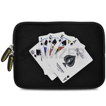 Load image into Gallery viewer, AMZER 7.75 Inch Neoprene Zipper Sleeve Pouch Tablet Bag - Shuffling