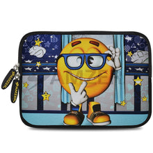 Load image into Gallery viewer, AMZER 10.5 Inch Neoprene Zipper Sleeve Pouch Tablet Bag - Day Dreamer