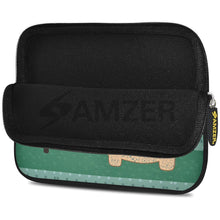 Load image into Gallery viewer, AMZER 10.5 Inch Neoprene Zipper Sleeve Pouch Tablet Bag - Cute Elephant