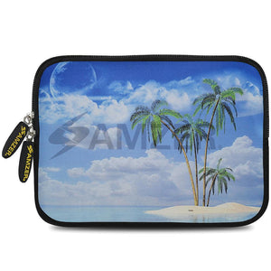 AMZER 10.5 Inch Neoprene Zipper Sleeve Pouch Tablet Bag - Dream Island