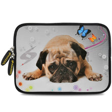 Load image into Gallery viewer, AMZER 10.5 Inch Neoprene Zipper Sleeve Pouch Tablet Bag - Cute Boxer