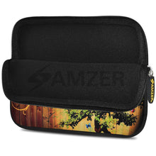 Load image into Gallery viewer, AMZER 10.5 Inch Neoprene Zipper Sleeve Pouch Tablet Bag - Bonsai Butterfly