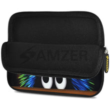 Load image into Gallery viewer, AMZER 7.75 Inch Neoprene Zipper Sleeve Pouch Tablet Bag - Rainbow Hedgehog
