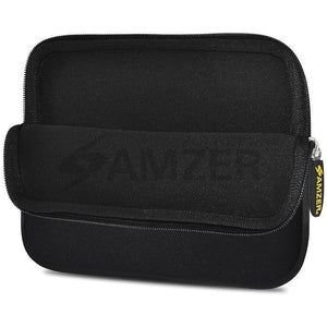 AMZER 10.5 Inch Neoprene Zipper Sleeve Pouch Tablet Bag - i noobs