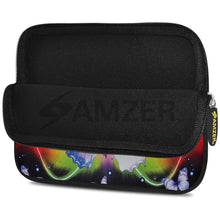 Load image into Gallery viewer, AMZER 10.5 Inch Neoprene Zipper Sleeve Pouch Tablet Bag - Caribbean Butterfly