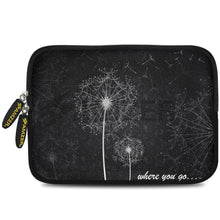 Load image into Gallery viewer, AMZER 10.5 Inch Neoprene Zipper Sleeve Pouch Tablet Bag - Dandilions